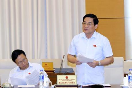 Cần thiết có báo cáo riêng về khắc phục sự cố môi trường biển miền Trung