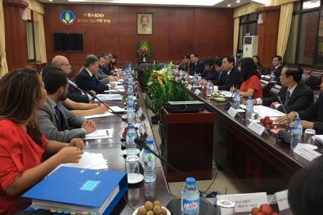 Việt Nam – Brazil hợp tác thúc đẩy thương mại nông sản