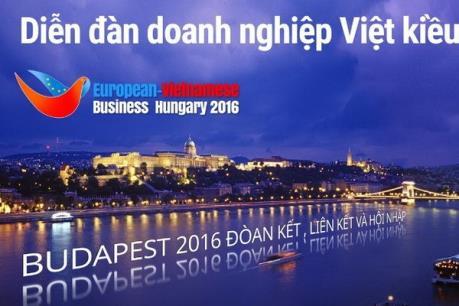 Xung quanh sự kiện thường niên lớn nhất của cộng đồng doanh nhân Việt ở châu Âu