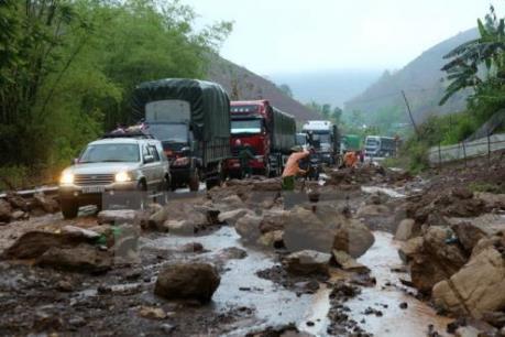 Lào Cai: Sạt lở đất, hai công nhân thủy điện thiệt mạng