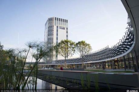 Airbus lập trường Đại học đào tạo về Lãnh đạo