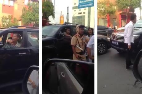 Cục Điều tra chống buôn lậu xử lý nghiêm lái xe đi ngược chiều