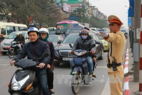Cấm xe máy vào nội đô liệu có khả thi?