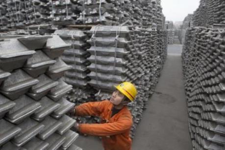 Các công ty phương Tây lo ngại về sự cạnh tranh của nhôm Trung Quốc