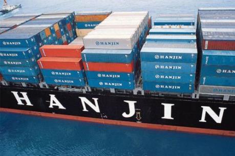 Hãng tàu biển Hanjin xin được bảo hộ phá sản ở Hàn Quốc và Mỹ
