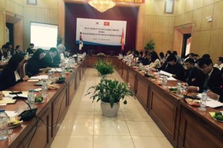 Việt Nam – Hàn Quốc bàn giải pháp thúc đẩy hợp tác thương mại, đầu tư
