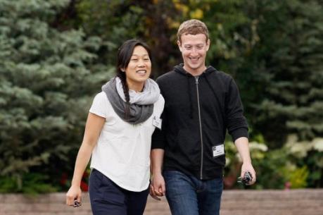 Vợ chồng ông chủ Facebook tham vọng kiến tạo một thế giới không bệnh tật