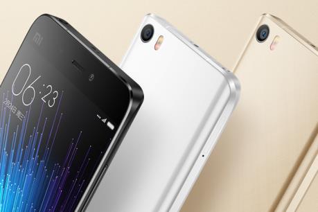 Xiaomi tung ra bộ đôi MI 5S/5S Plus thách thức iPhone 7