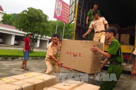 Bắc Giang xử lý nghiêm các đối tượng buôn lậu