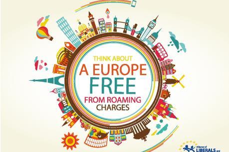 Miễn phí roaming trên toàn lãnh thổ châu Âu từ tháng 6/2017