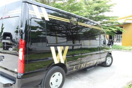 Saigon Ford trình làng dòng sản phẩm Limousine