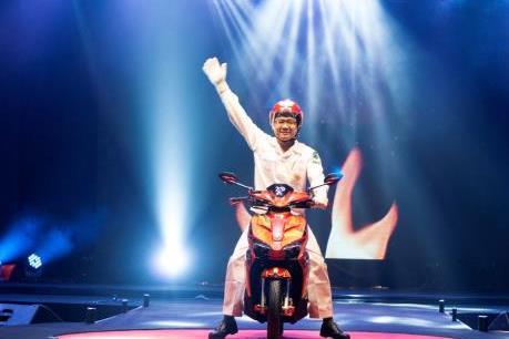 Honda Việt Nam xuất xưởng xe máy thứ 20 triệu