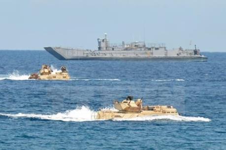Mỹ công bố sáng kiến an ninh hàng hải mới với các nước ASEAN