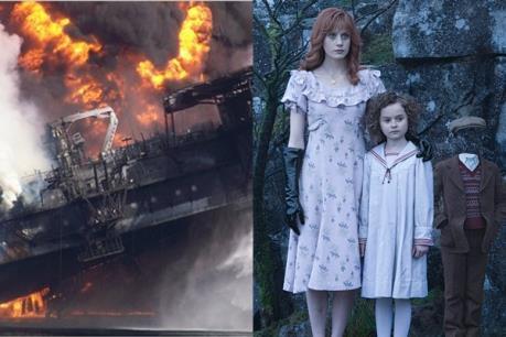 "Top 10 phim ăn khách: Cao bồi ""The Magnificent Seven"" bại trận"
