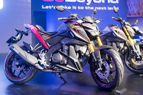 Yamaha phân phối xe tay côn TFX150 từ tháng 10/2016
