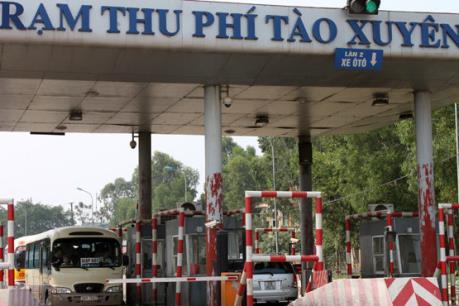 Giám sát thu phí Trạm Tào Xuyên mới trên địa bàn Thanh Hóa