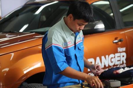 Ford Việt Nam nâng cao chất lượng dịch vụ khách hàng