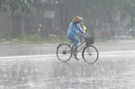 Dự báo thời tiết 2 ngày tới: Hà Nội từ ngày 5/10 có mưa rào và dông