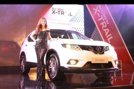 Nissan X-Trail thiết kế 5+2 có giá 1,2 tỷ đồng