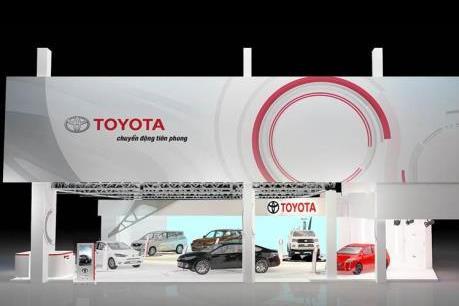 Toyota sẽ mang 6 mẫu xe tới Vietnam Motor Show 2016