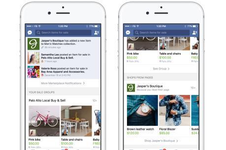 Facebook xin lỗi vì để Marketplace tràn ngập các mặt hàng bất hợp pháp