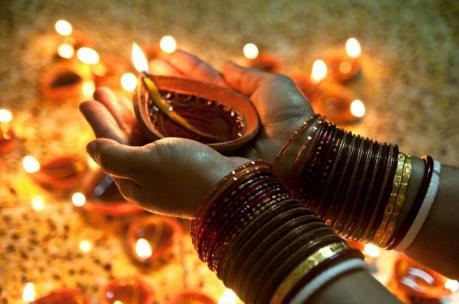 Lễ hội Ánh sáng Diwali tới Việt Nam