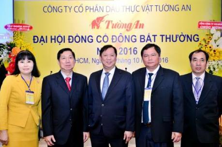 Phó Chủ tịch KIDO trở thành Chủ tịch HĐQT Công ty CP Dầu thực vật Tường An