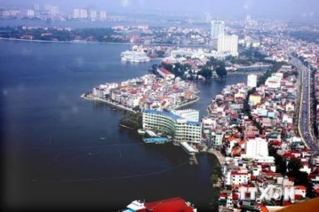 Hà Nội: Thực hiện nhiều giải pháp đảm bảo môi trường sông hồ