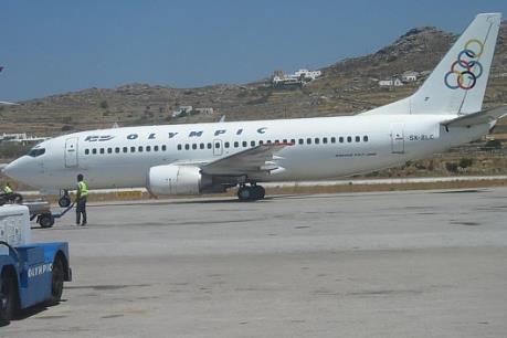 Hy Lạp: Hàng trăm chuyến bay bị hủy do đình công
