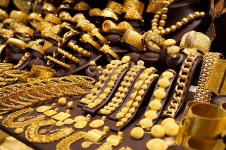 Giá vàng trong nước chiều 10/10 bất ngờ tăng mạnh