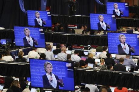 Bầu cử Mỹ 2016: Đã có kết quả thăm dò người chiến thắng phiên tranh luận thứ hai