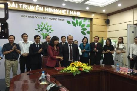 Ra mắt chương trình truyền hình thực tế Nông nghiệp sạch-Con đường nông sản Việt