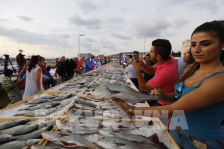 Triển lãm hải sản lớn nhất thế giới