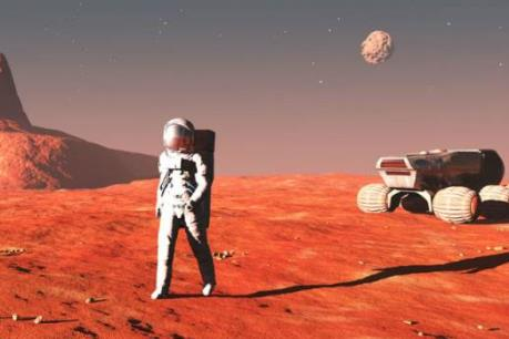 Du hành gia đến Sao Hỏa có thể bị tổn thương não và mất trí nhớ