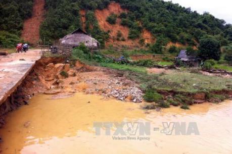 Cảnh báo lũ khẩn cấp từ Hà Tĩnh đến Thừa Thiên-Huế
