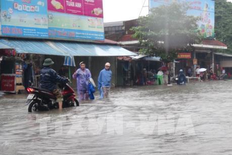 Công điện của Bộ Công Thương về tình hình mưa lũ và bão Sarika