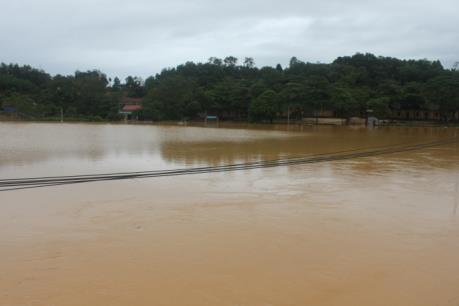 Hà Tĩnh: Cấp phát trên 2.300 phao, bè cứu sinh để ứng phó mưa lũ