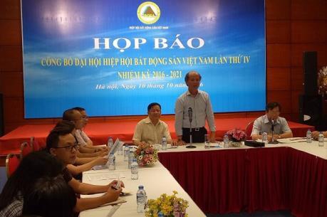 Đại hội Hiệp hội Bất động sản Việt Nam