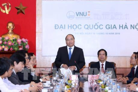 Đại học Quốc gia Hà Nội phải tiên phong trong xây dựng quốc gia khởi nghiệp