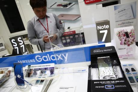 Samsung công bố nguyên nhân gây cháy nổ điện thoại Galaxy Note 7