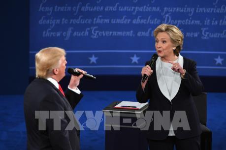 Những kết quả thăm dò mới nhất về cuộc bầu cử Tổng thống Mỹ