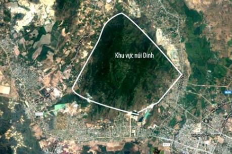 Đã tìm thấy máy bay 8632 EC130T2 mất tích ở núi Dinh, Bà Rịa - Vũng Tàu