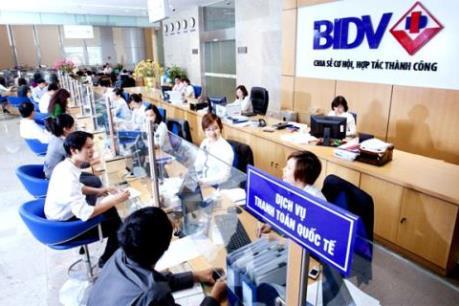 BIDV đạt lợi nhuận trước thuế hơn 7.500 tỷ đồng