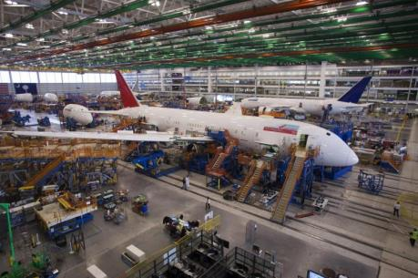 Trung Quốc thua trong vụ kiện về thuế đánh vào máy bay