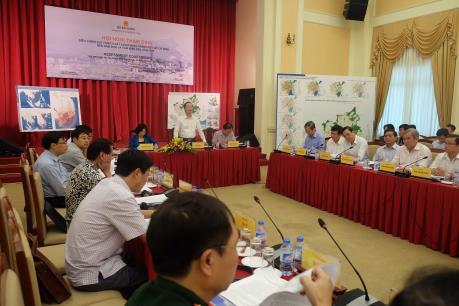 Quy hoạch xây dựng Vùng Thành phố Hồ Chí Minh