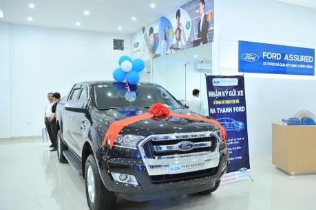 Ford Việt Nam khai trương trung tâm kinh doanh xe đã qua sử dụng ở Hà Nội
