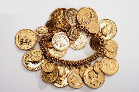 Giá vàng hôm nay 20/10 tăng giảm giảm trái chiều