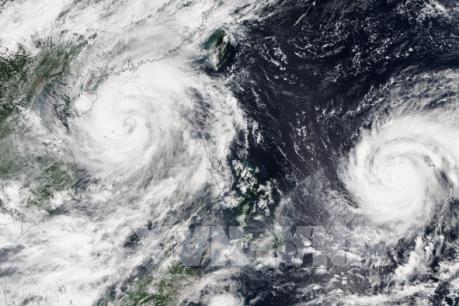 Bão Haima vào Biển Đông trở thành cơn bão số 8 trong năm nay