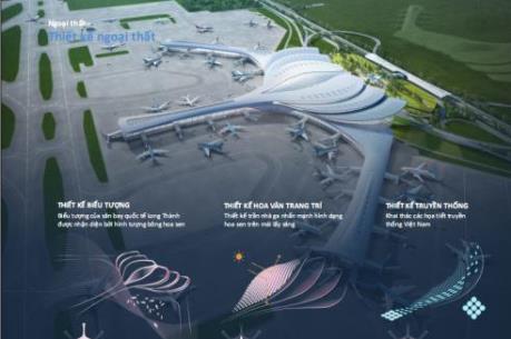 Sẽ lấy ý kiến công chúng về 3 phương án kiến trúc sân bay Long Thành