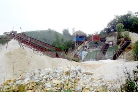Hiểm hoạ ô nhiễm môi trường do khai thác đá tại Uông Bí